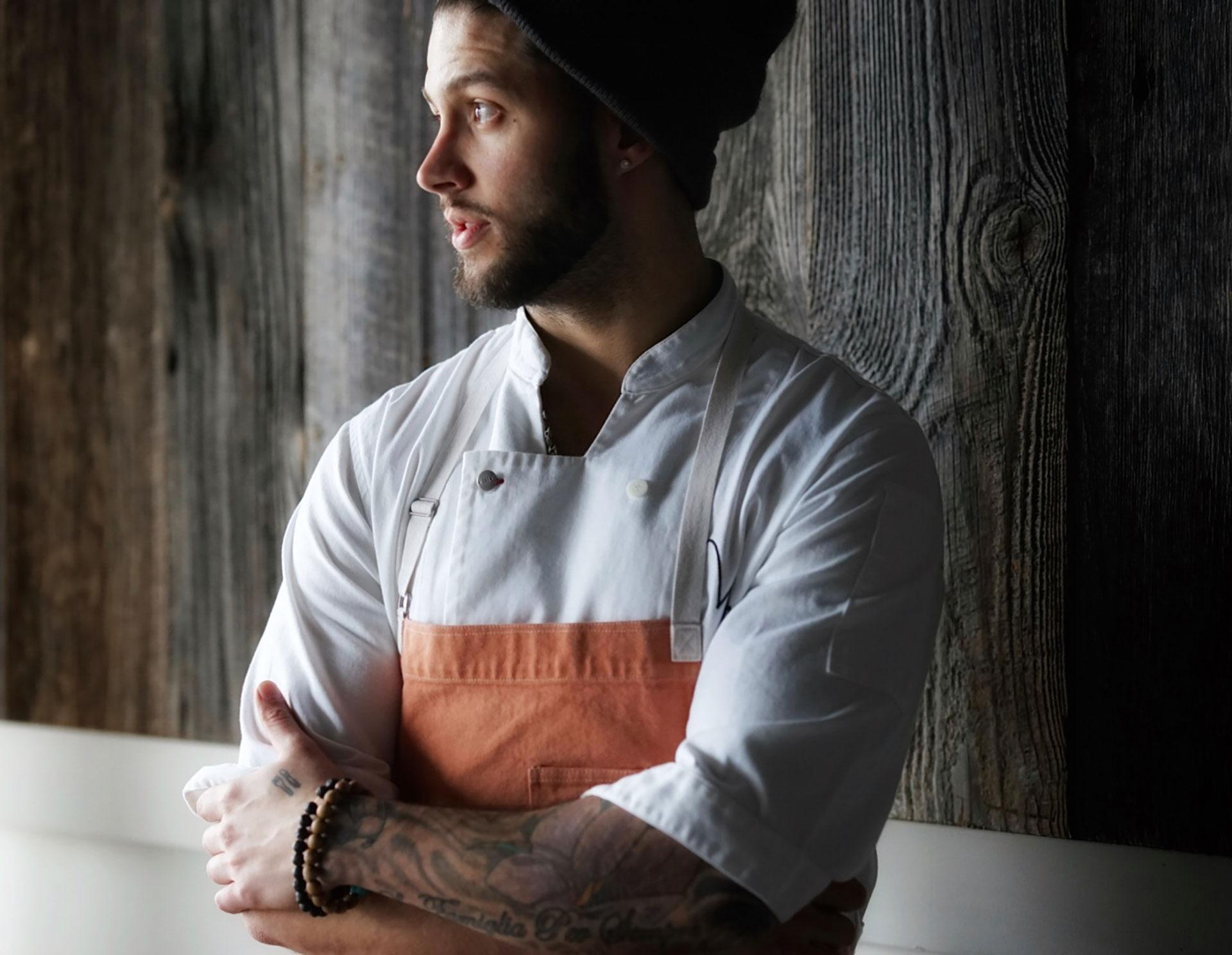 Chef Robbie Felice