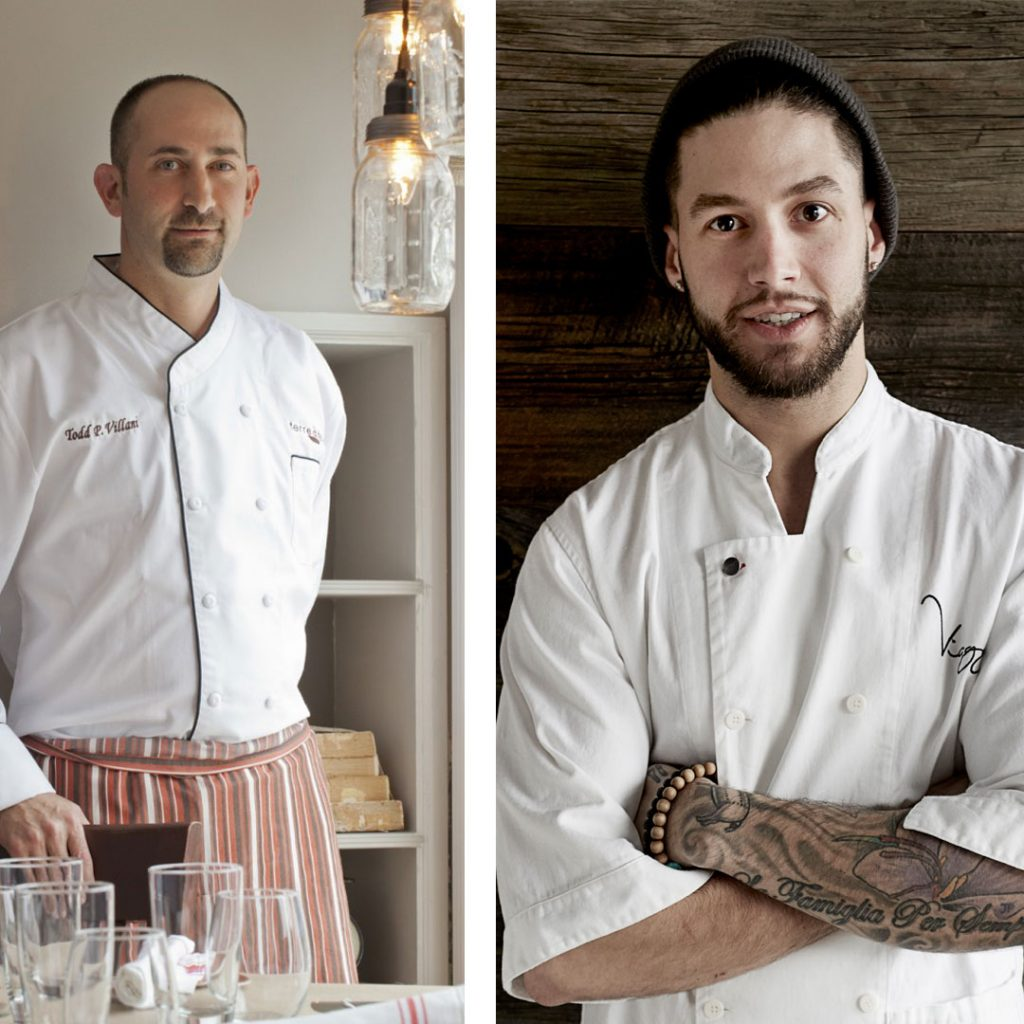 Guest Chef Dinner with Chef Todd Villani